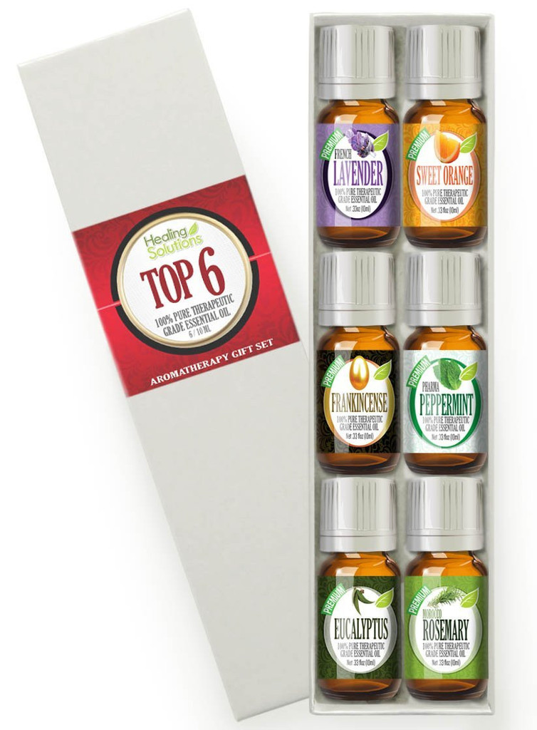 Aromatherapy Top 6 Set